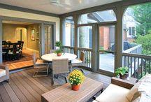 Deck area ideas