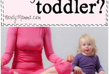 Sport activities for toddlers