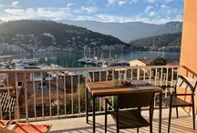 Tintamare Apartment / Stylish one-bedroom apartment with spectacular views over the Bay of Port de Sóller, Mallorca
