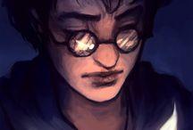 Harry Potter / Animaux Fantastiques / Dessins inspiré du monde d'Harry Potter.