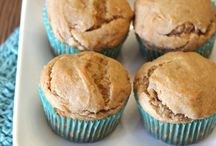gluten free muffins and scones / by Sarah Bakes Gluten Free