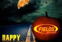 Fields Auto Group wishes everyone a very safe and Happy Halloween. #HappyHalloween #FieldsAuto