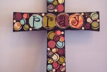 Crosses  / by Tina Ladner
