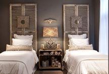 Boiserie e camere da letto