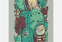 Children´s illustration / children´s illustration, funny illustrations