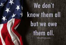 Admiration, Appreciation...America. Thank you!!
