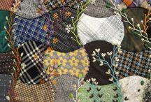 Apple quilt designs