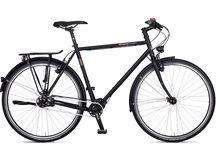 Trekking /  Trekkingräder der vsf fahrradmanufaktur sind pfiffige Allrounder für jeden Tag. Einige Modelle gelten heute schon als Klassiker einer nachhaltig ökologischen Mobilität. Dabei punkten sie bei einem breiten Einsatzspektrum mit außerordentlichen Fahreigenschaften. Unsere Trekking-Räder sind im urbanen Umfeld ebenso zuhause wie auf Waldwegen oder im leichten Gelände.