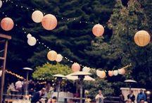 bruiloft tuin
