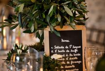 Deco mariage provence