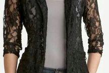conjuntos calças e blusas