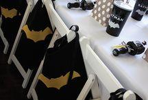 Jake Batman 7th birthday party