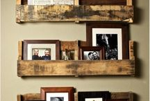 DIY: Wood Pallets