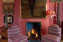 Ροζ τείχοι