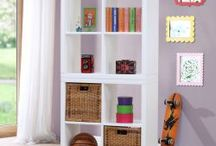 Cool kid's storage solutions