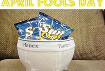 April fools / by Jessica Thomas