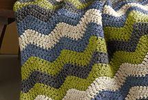Crochet/Knitting / by Miranda Hancock