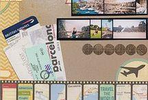 travel scrapbook ideas