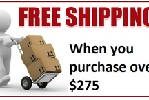 Free shipping / by Medicines Mexico