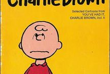 Charlie Brown, Snoopy, and the whole Peanuts Gang / by Tanya Hunter