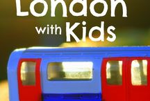 London with children / family holiday London UK