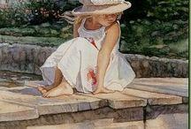Steve hanks / Mi pintor favorito