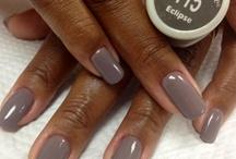 Biosculpture gel nails / nails
