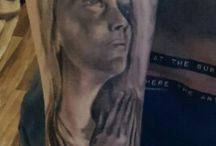 sketch by tattoo