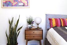 bedroom.  / by Brigitte