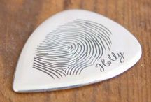 Guitar picks / This guitar picks are for my guitars only