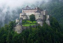 Castles / love me some castles / by Sarah Mullins Peterson