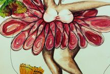 Ella / Dancing woman, ballarina