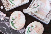 Мои сладкие работы Gingerbread / Медовые пряники Icing Cookies Royal icing Gingerbread cookies Пряник Пряники