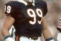 Dan Hampton / by Chicago Bears Pro Shop