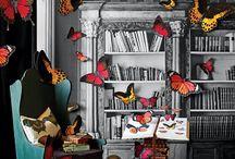 Theme: Butterflies