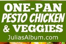 Meat & veggies (low carb) dinner ideas
