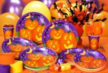 Halloween Party / Halloween Party Ideas. Adult and Children's Halloween party supplies, decorations, recipe ideas, Halloween party planning.