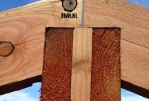 hout constructie