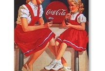 Advertisment For Coca Cola / by Sharon Corcilius