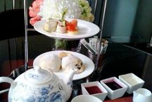 Afternoon Tea at Windsor Arms Hotel
