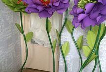 Kvety - veľké