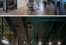 Industrial offices by Holly