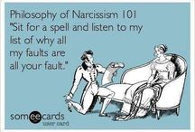 Emotional Impotence / Narcissism, Sociopathology, Psychopathy research for the book on corporate narcissism.
