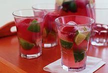 drinks / by Meg Klavins