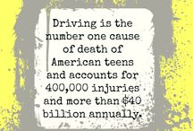 Mothers of Teen Drivers / Inspiring teens and their parents to be smart, safe, and responsible drivers.  Real life road training trains teens mentally to be aware and prepared on the roads today. / by Dr. Dar, Relationship Success Source