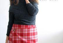 MIKA PATTERNS Sophie wrap skirt