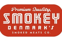 Smokey Denmark Branding