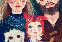Artists & Illustrators / Talented Artists and illustrators