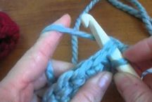 Yarn under / ea