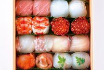 sushi / my favorite food group